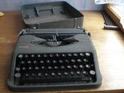 немецкая печатная машинка Hermes